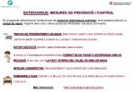 Mesures de prevenció i control de l'enterovirus